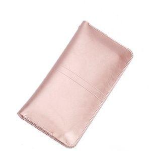 Handbags - ROSE GOLD IPHONE WALLET CREDIT CARDS HOLDER